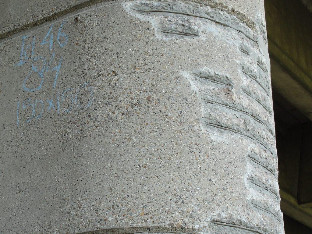 betonherstel Brienenoordbrug